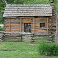 Abraham LIncoln's boyhood home